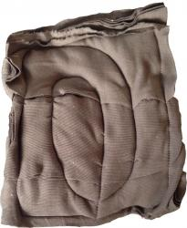 縫製加工カラーウエス HMVL-14