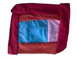 3層-5層式縫製加工カラーウエス HMVL-03