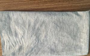 Vải lau màu 1 lớp không ra màu