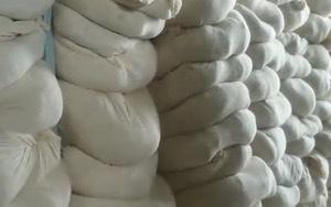 Kho trữ vải