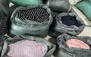 phân loại vải vụn