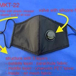Khẩu Trang Vải HMKT-22