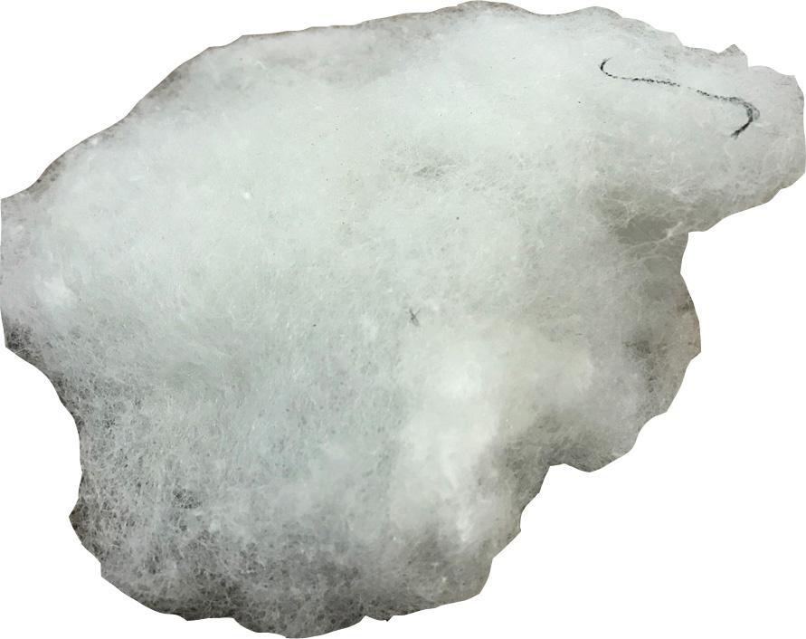 Bông vải sợi Poly HMVC-02