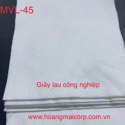 GIẤY LAU CÔNG NGHIỆP  HMVL-45