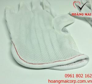 Găng tay vải thun – Vật dụng không thể thiếu trong sản xuất