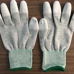 Găng tay phủ PU đầu ngón tay