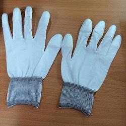 Găng tay phủ PU ngón HMBT-47