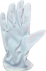 Bao tay sợi carbon phủ nhựa PVC lòng HMKBT-07