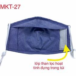 KHẨU TRANG VẢI/ HMKT-27
