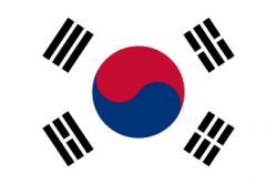 Lá cờ Hàn Quốc HMLC-03