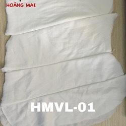 VẢI TRẮNG MAY NỐI 3-5 LỚP HMVL-01